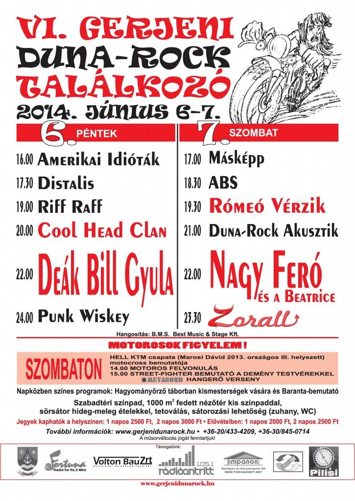 Gerjeni Duna rock plakát VI-page-001